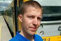 Z triatlonisty Vladimíra Pospíchala se stal řidič autobusu a vlaku.
