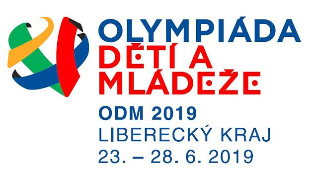 Logo ODM pro rok 2019 v Libereckém kraji.