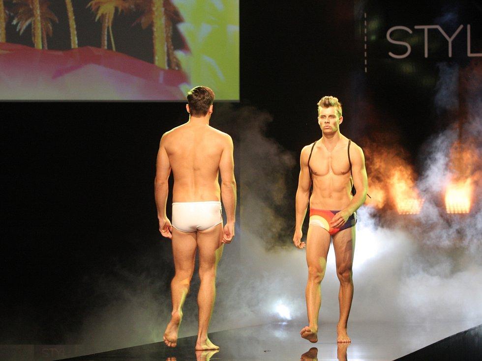 Mezinárodní veletrh módy a obuvi Styl a Kabo hostilo brněnské výstaviště.