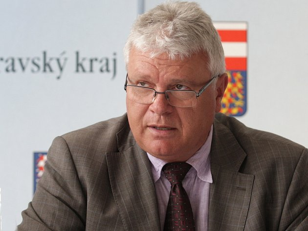 Ředitel Letiště Brno Jiří Filip.