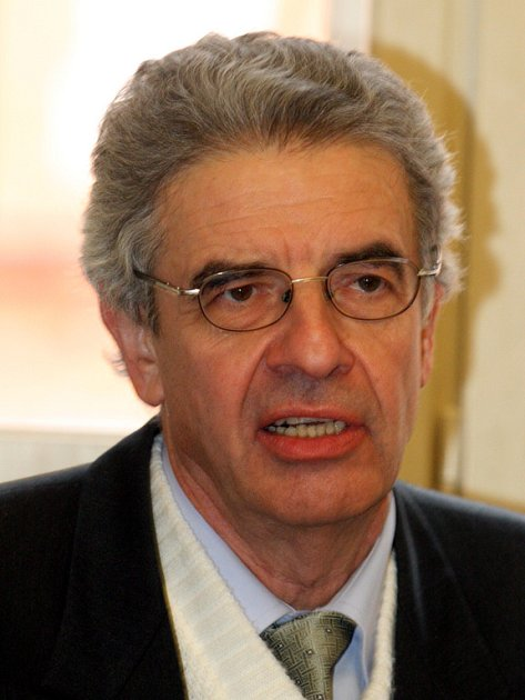 Jiří Adler, bývalý šéf tkáňové banky