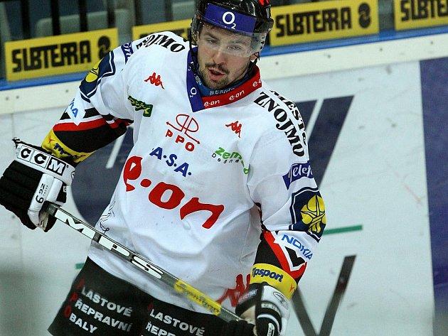 Hokejista Aleš Padělek se vrací do Znojma.