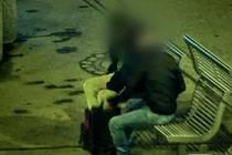 Na kamerový systém na brněnském hlavním nádraží doplatil dvaadvacetiletý mladík, který se v noci na středu rozhodl okrást podnapilého muže, který spal na lavičce.