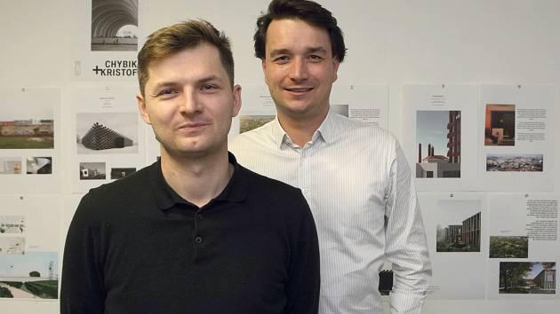 Rozhovor s architekty Ondřejem Chybíkem a Michalem Krištofem