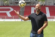 Tomáš Požár, sportovní manažer FC Zbrojovka Brno.