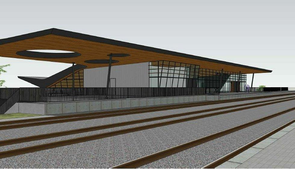 Královopolské nádraží železničáři opraví.