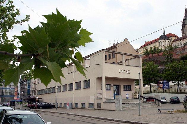 Lázně v Kopečné ulici vznikly z objektu vodárny.