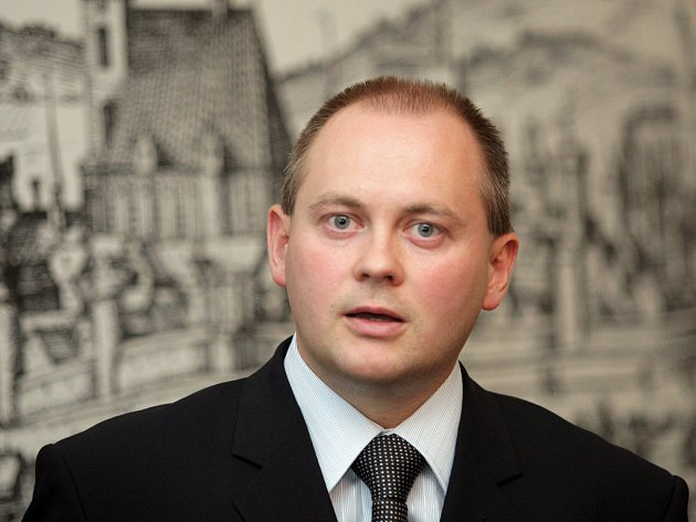 Sociální demokrat Michal Hašek.