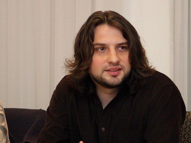 Vědecký ředitel skupiny Lukáš Burget