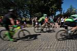 Vinařská 50 přilákala v sobotu do Šatova na 1200 cyklistů.