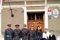 V Kuřimi nadšenci obnovili historickou četnickou stanici.
