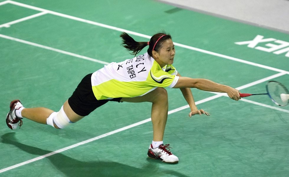 Mezinárodní mistrovství ČR v Badmintonu – Cheng Chi Ya (TPE)