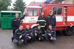 Dobrovolní hasiči v Kovalovicích na Brněnsku slaví letos 135 výročí od svého založení.
