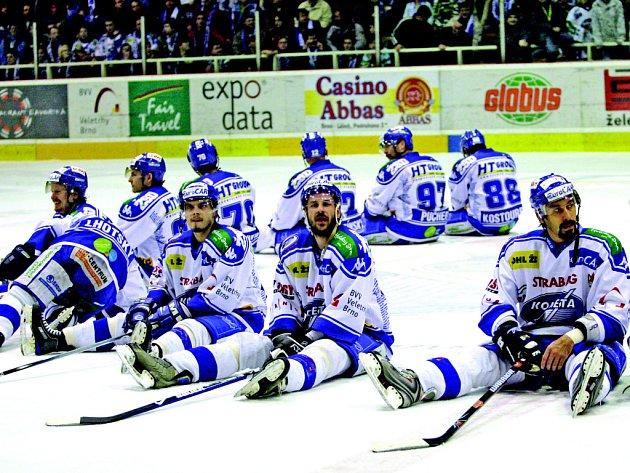 Brněnská Kometa vyhrála na Chomutovem 3:0
