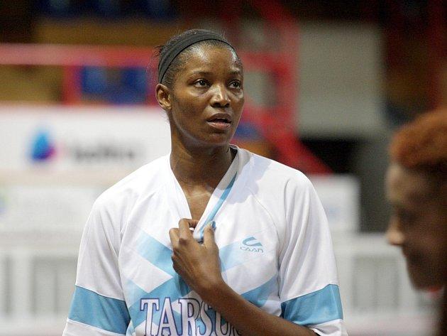 Basketbalistka Milton-Jonesová