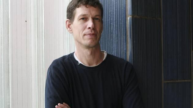 Jazzový hudebník Vilém Spilka.
