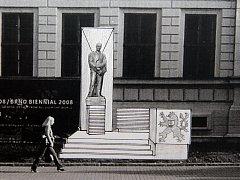 Benešův pomník