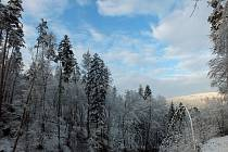 Pár fotek z Mariánského údolí a Velké Klajdovky.