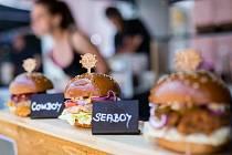 Burger Street Festival v Brně.