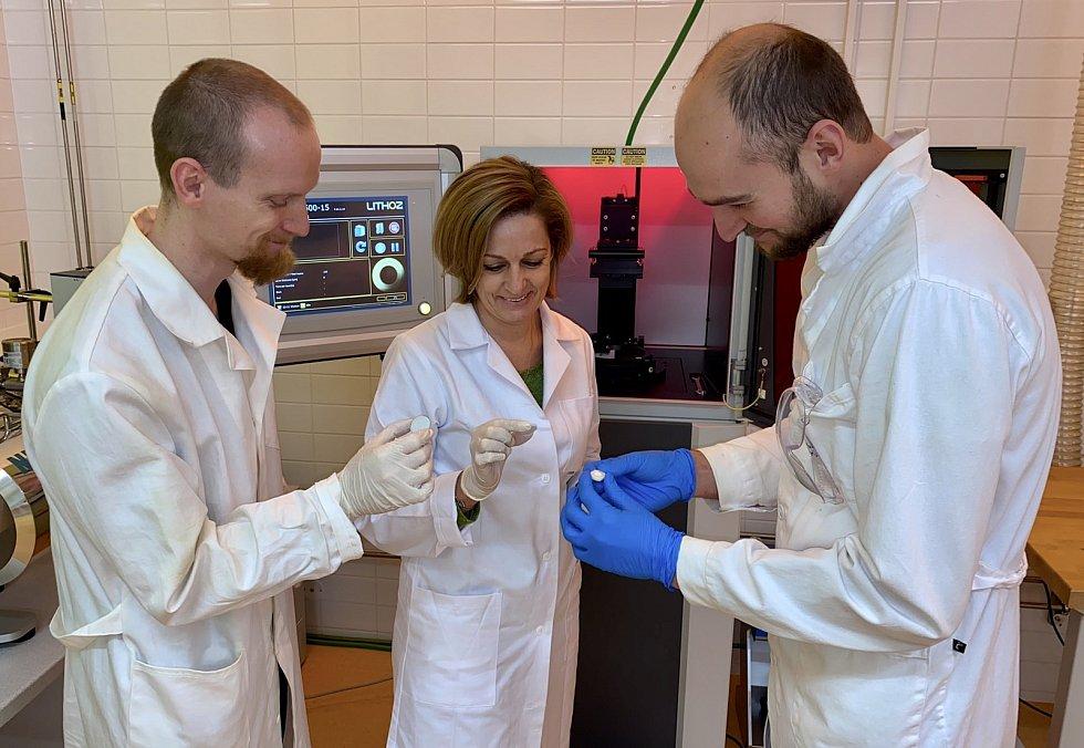 Vědci vyvíjí roboty menší než lidská buňka. Ilustrační foto.