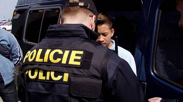 Cizinecká policie