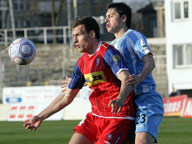 V posledním utkání s Mladou Boleslaví se brněnští fotbalisté museli vypořádat s rozsáhlou marodkou.