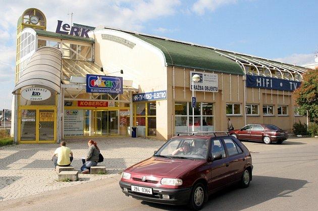 Obchodní dům LeRk