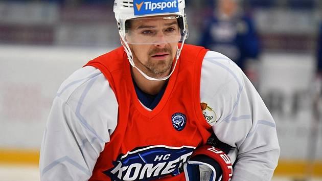 Kometa opět posiluje. Přichází obránce s praxí v NHL Zbyněk Michálek