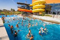 Akvapark Aqualand Moravia. Ilustrační foto.