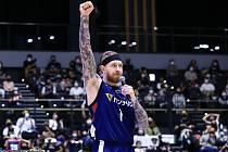 Basketbalista Patrik Auda byl hrdinou finále olympijské kvalifikace proti Řecku.