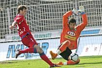 Fotbal: Příbram vs Brno (2:1)