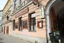 Restaurace La Peda v Brně.
