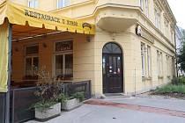Restaurace u Kyršů.