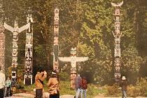 Výstava Krásy západní Kanady.