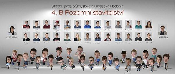 45202c66299 Anketa maturitní tabla  čtenářům se nejvíc líbilo to studentů ...