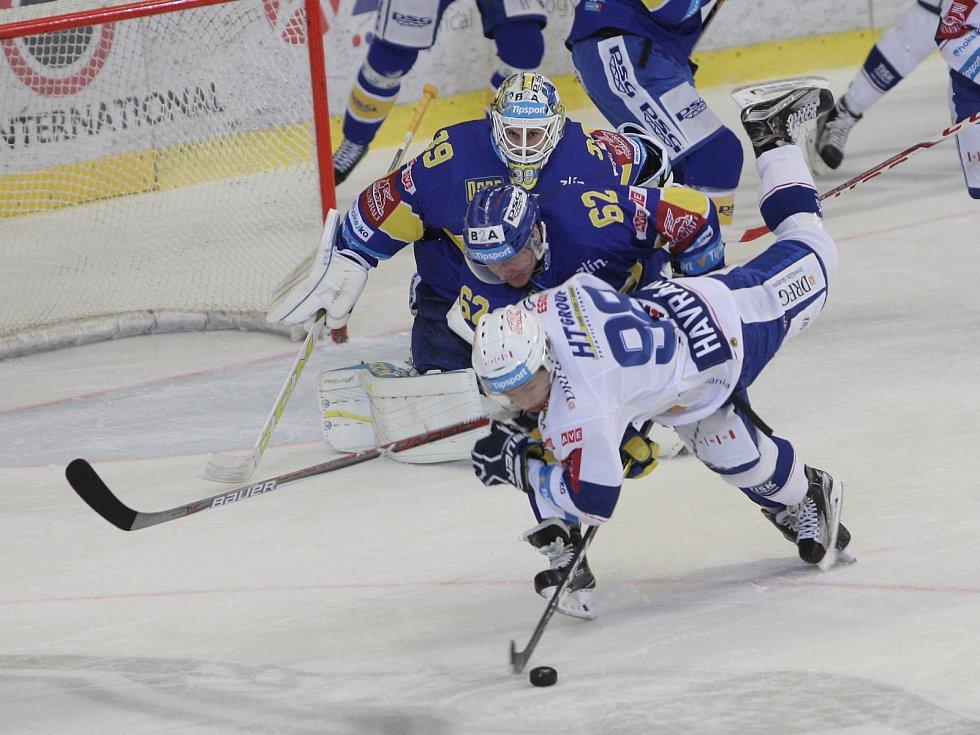 Druhé derby, druhá výhra. Hokejisté brněnské Komety navázali na vítězství v moravském derby 5:3 proti Zlínu z prvního kola. V pátek ve čtrnáctém kole zvítězili doma 4:2.