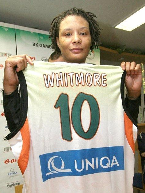 Tamika Whitmoreová - vedení brněnského klubu bude zajímat, jaké výkony bude podávat v novém dresu s číslem deset.