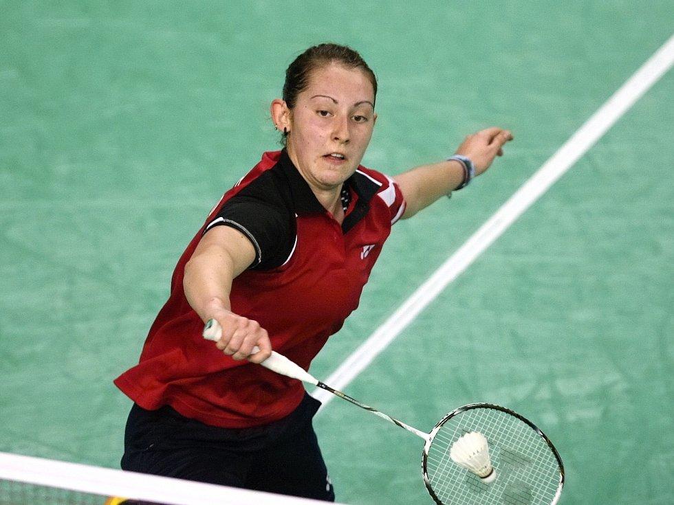 Mezinárodní mistrovství ČR v Badmintonu – Kirsty Gilmour (SCO)