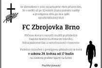 Parte Zbrojovky Brno.