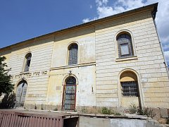 Ivančická synagoga dlouho chátrala. Teď ji čeká rekonstrukce.