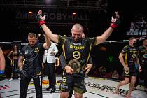 Slovenský bojovník Martin Buday získal titul v těžké váze organizace Oktagon MMA.