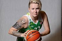 Litevská basketbalistka Marina Solopová posílila KP Brno.