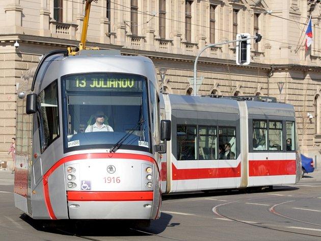 ILUISTRAČNÍ FOTO: Tramvajovou linku číslo 13 brněnský dopravní podnik úplně zrušil.