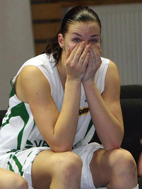 Basketbalistky brněnského Valosunu v sezoně zatím tápou.