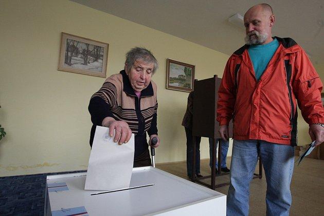 Výsledky voleb na Vyškovsku