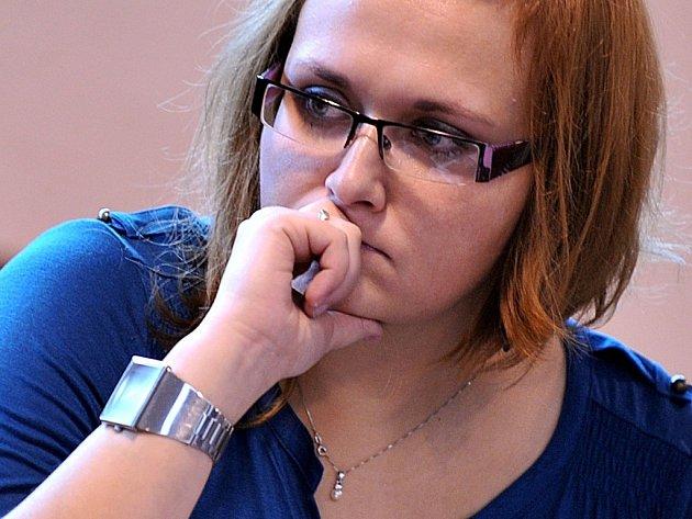Dramaturgyně Klára Latzková.
