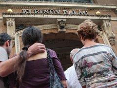 Kleinuv palác na brněnském náměstí Svobody. Ilustrační foto.