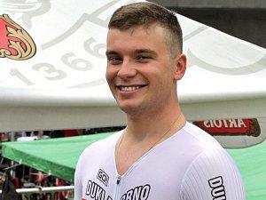 Čechmanova cyklistická hvězda strmě stoupá. Bez ostychu či povýšenosti
