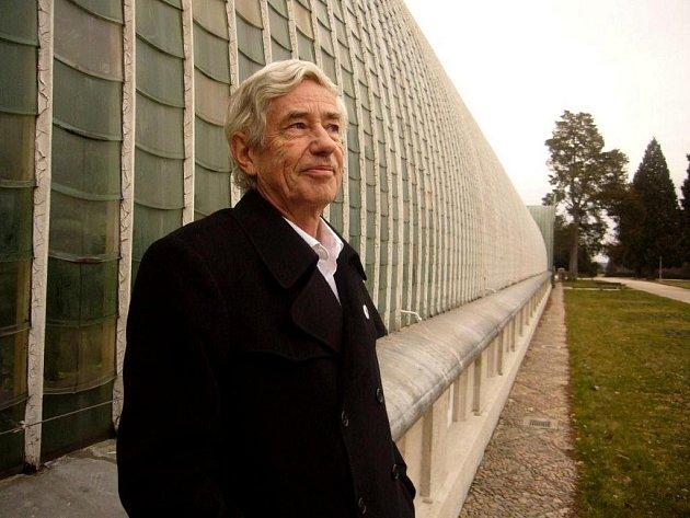 Zámecký skleník v Lednicí se pro architekta Jana Kaplického stal inspirativní stavbou.
