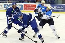 Hokejisté Komety vyhráli proti mistrovské Plzni 3:2 po samostatných nájezdech.